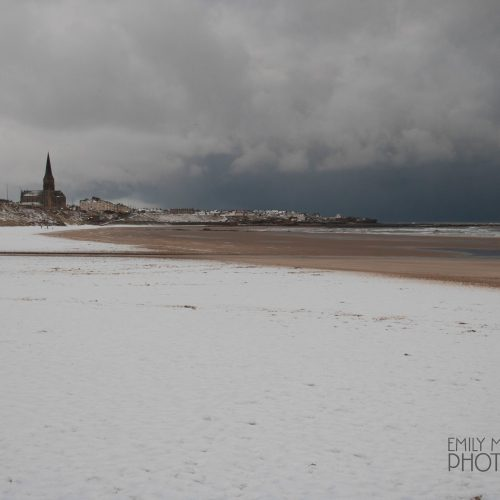 Beast from the East, Longsands, Tynemouth