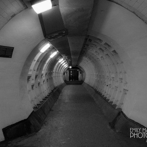 Greenwich Tunnel, Greenwich, London
