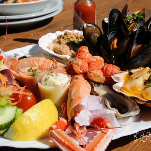 Kishorn Seafood Bar, Kishorn, Strathcarron
