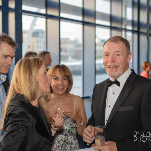 Team Tyne Innovation Charity Party - June 2018 Jamie & Sharon Barbour with Lydia & Phil Kite