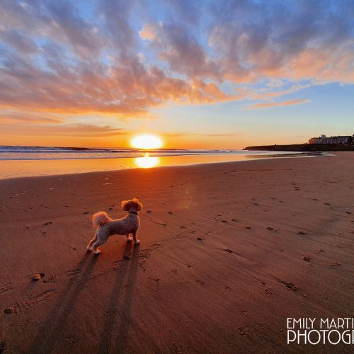 Gary Long Sands Sunrise